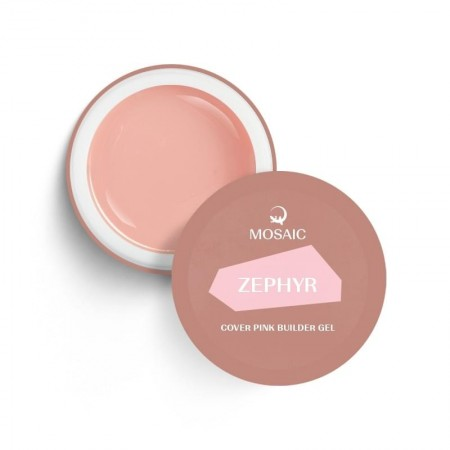 """""""ZEPHYR"""" Nude Cover Pink  Gel 15 ml"""