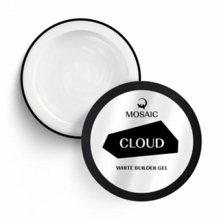 """Cloud"" White Builder Gel 50ml."
