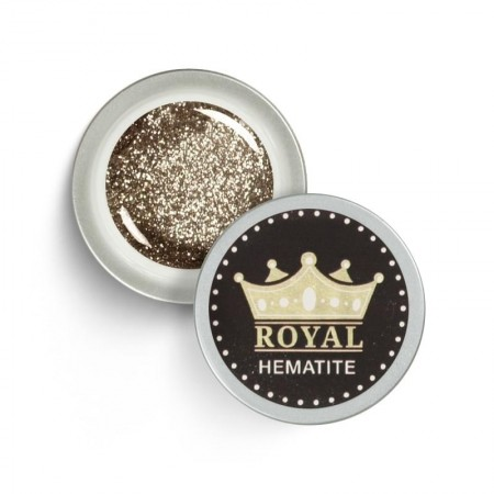 """Mosaic"" ROYAL gel ""Hematite"""