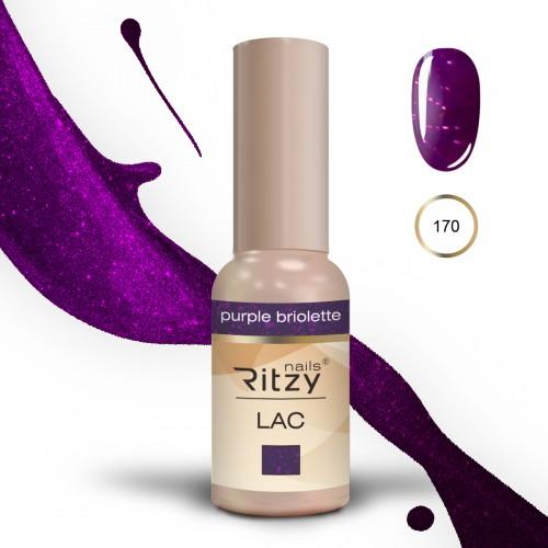 Ritzy Lac 170 Purple Briolette
