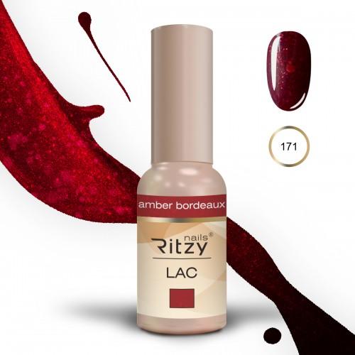 Ritzy Lac 171 Amber bordeaux