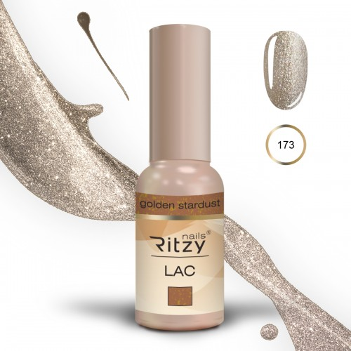 Ritzy Lac 173 Golden stardust