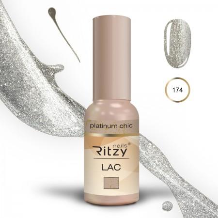Ritzy Lac 174 Platinum Chic