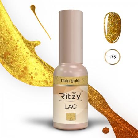 Ritzy Lac 175 Holo gold