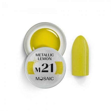 Metallic lemon 5ml