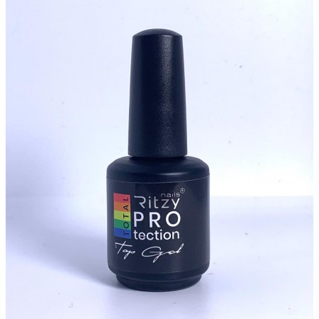 Ritzy Nails TOTAL Protection Top Coat Gel