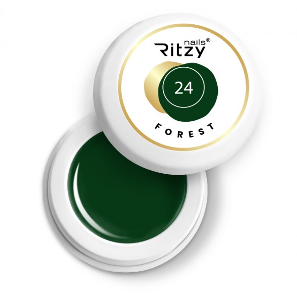 Ritzy Nails Gel Paint FOREST 24