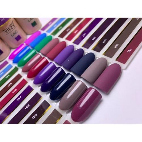 "NEW ""'VELVET SEASON"" collection (10 colours)"