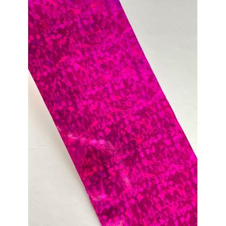 Crushed Pink Transfer Foil