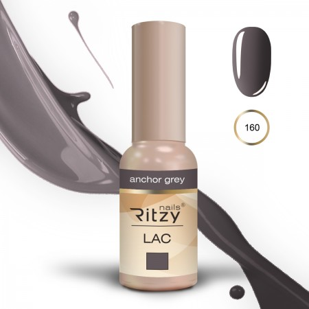 RIZTY LAC Anchor grey 160