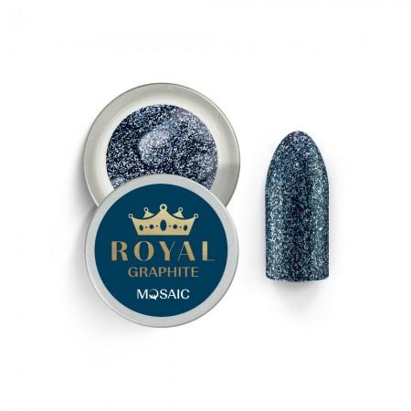 "Royal Diamond "" GRAPHITE "" gel paint"