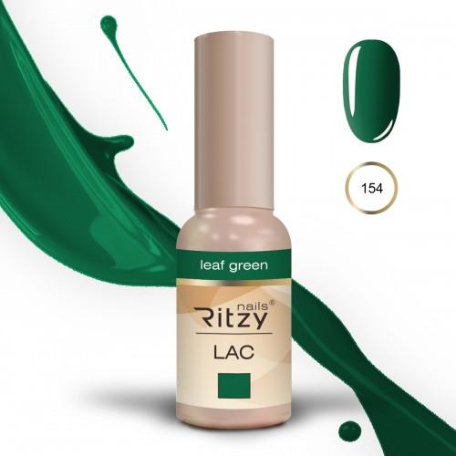 RITZY LAC Leaf Green 154