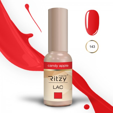 """RITZY LAC """"Candy Apple"""" 143"""