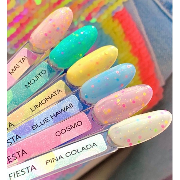 FIESTA collection 6 colours