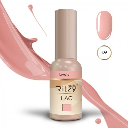 "Ritzy Lac ""Lovely"" 136"