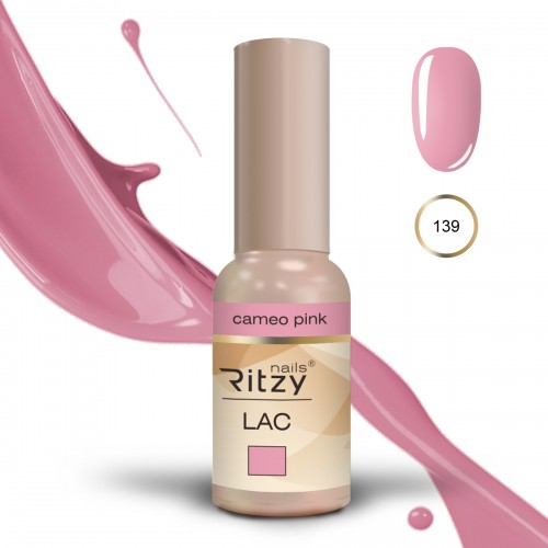 """Ritzy Lac """"Cameo pink"""" 139"""