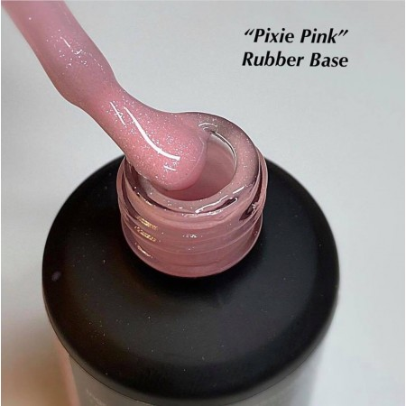 Rubber base PIXIE PINK