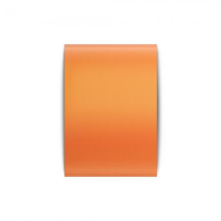 Matte orange transfer Foil