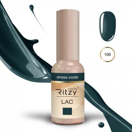 RITZY LAC Dress code 106 Gel Polish