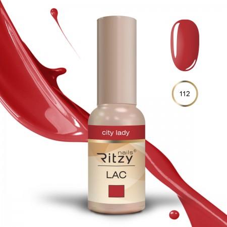 RITZY LAC City Lady 112 Gel Polish