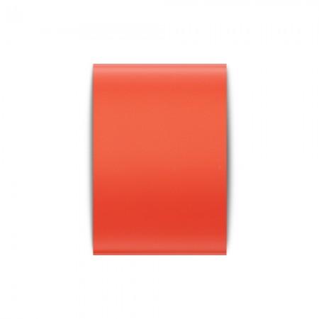 Matte red transfer Foil