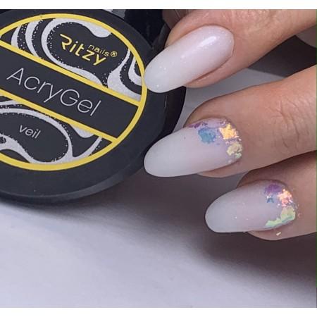 NEW! Acrygel with shimmer VEIL 56ml