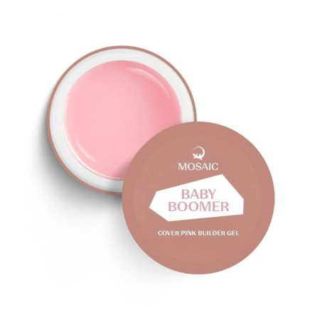 """Baby Boomer"" Milky Pink Builder Gel 15ml"