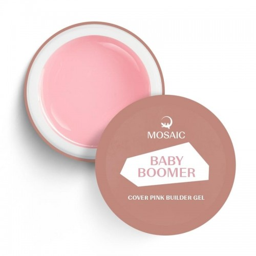 """Baby Boomer"" Milky Pink Builder Gel 50 ml"