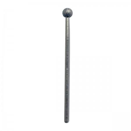 RITZY Sphere Cuticle bit  (Medium) 4mm