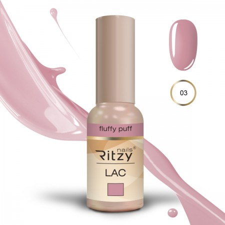 RITZY LAC Fluffy Puff 03 gel polish