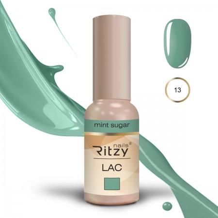 RITZY LAC Mint Sugar 13 Gel Polish