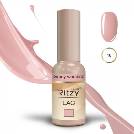 RITZY LAC Peony Wedding 16 Gel Polish