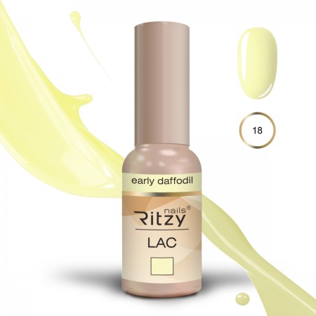 Ritzy Lac EARLY DAFFODIL 18 Gel Polish