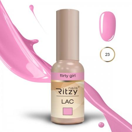 RITZY LAC Flirty Girls 23 Gel Polish