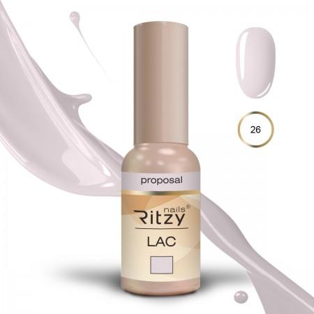 RITZY LAC Proposal 26 Gel Polish