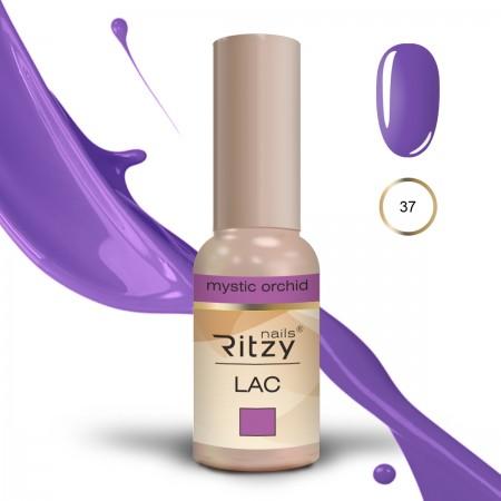 RITZY LAC Mystic orchid 37 Gel Polish