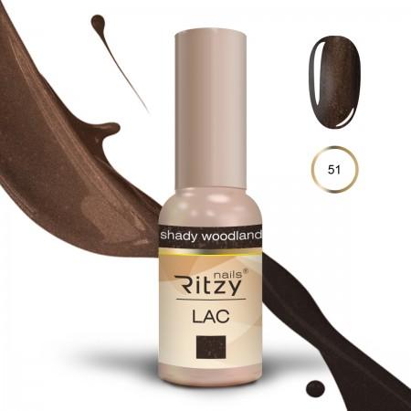 RITZY LAC Shady Woodland 51 gel polish