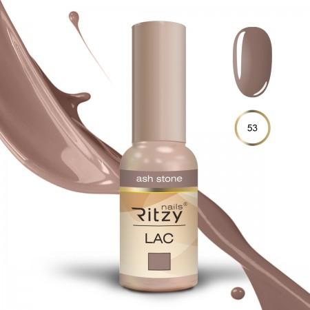 RITZY LAC Ash Stone 53 Gel Polish
