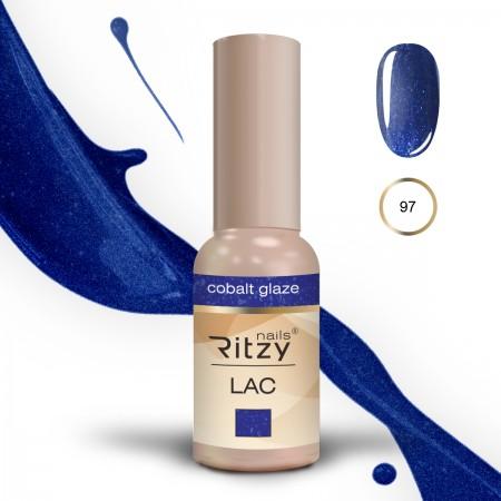 RITZY LAC Cobalt Glaze 97 Gel Polish