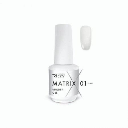 MATRIX Cloud (soft milky ) 15ml (builder gel)