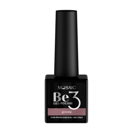 "Be3 ""Gossip"" One step gel polish"