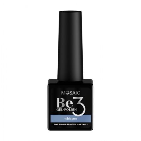 """Be3 """"Whisper"""" One step gel polish"""