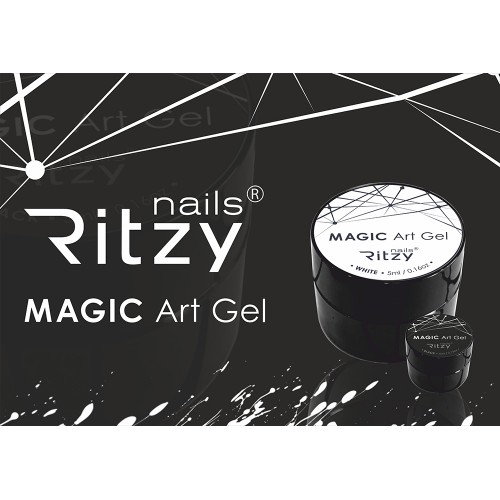 """Magic Art"" Set of 4 gels"
