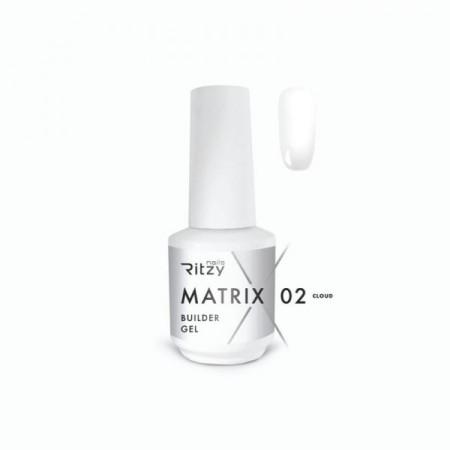 MATRIX builder gel in a bottle CLOUD 02
