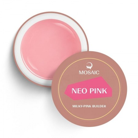 """Mosaic"" NEO Builder Gel Pink 50ml"