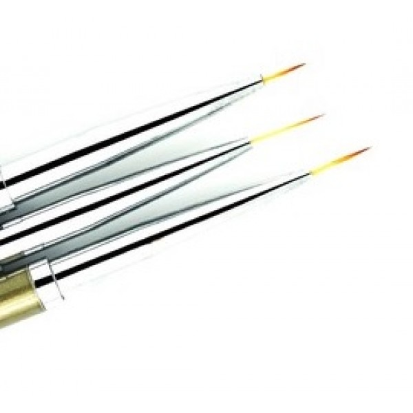 """""""Perfect Lines"""" Set of 3 brushes"""