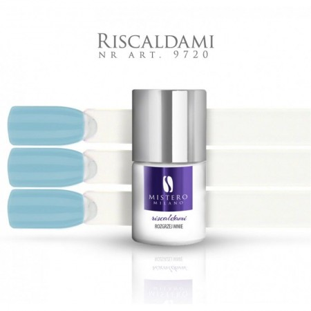 "UV Permanente RISCALDAMI ""Warm Me"""