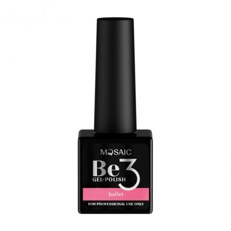 "Be3 ""Ballet"" One step gel polish"