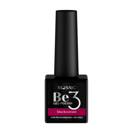 "Be3 ""Blackcurrant""  step gel polish"