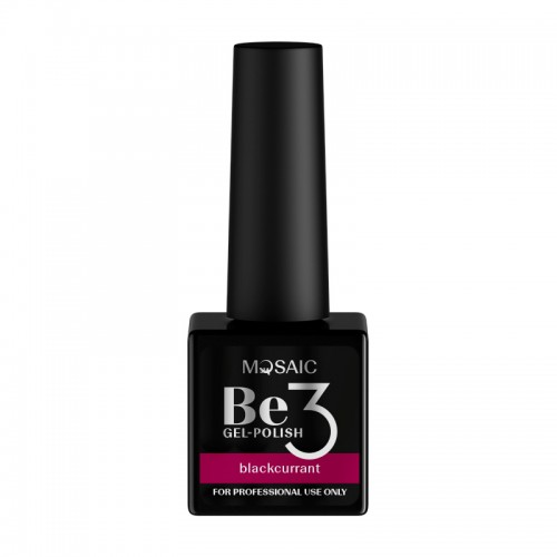 "Be3 ""Blackcurrant""  step gel polish"